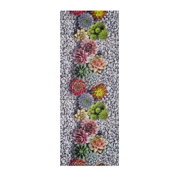 Sprinty Flowers futószőnyeg, 52 x 200 cm - Universal