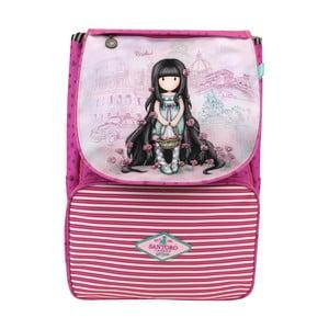 Růžový školní batoh Santoro London Rosebud