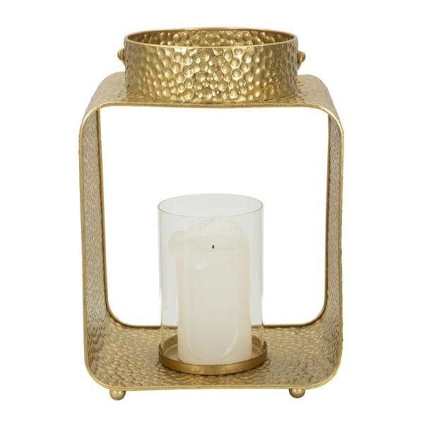 Świecznik w kolorze złota Mauro Ferretti Robusto
