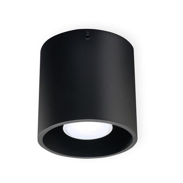 Černé stropní světlo Nice Lamps Roda1
