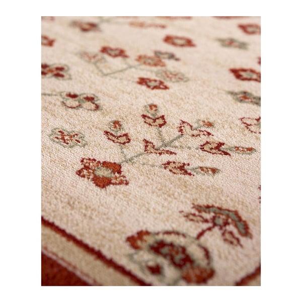 Vlněný koberec Byzan 540 Beige, 140x200 cm