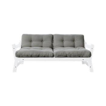 Canapea extensibilă Karup Design Step White/Grey de la Karup Design