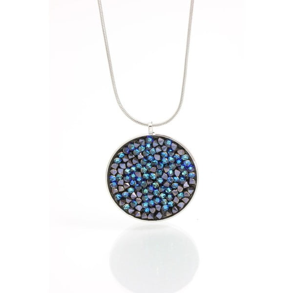 Náhrdelník s krystaly Swarovski® Yasmine Circle