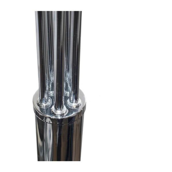 Stojací lampa Fisura Pop Chrome Lamp