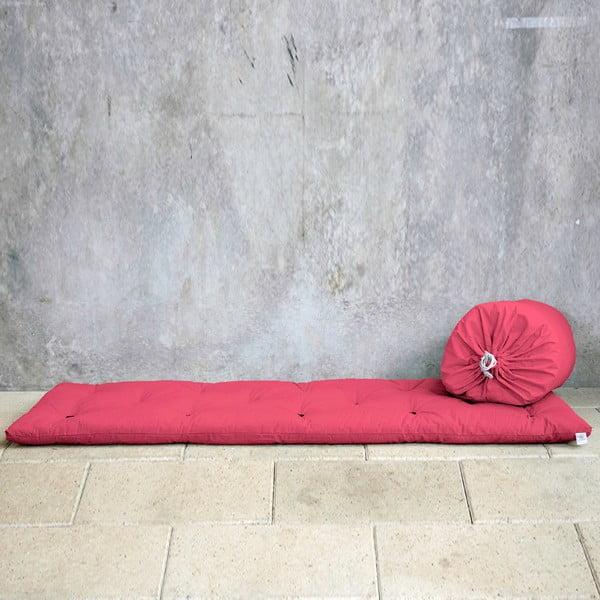 Postel pro návštěvy Karup Bed in a Bag Magenta