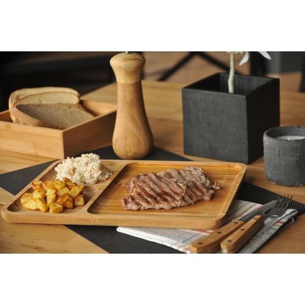 Taca do serwowania z bambusu Bambum Marlin