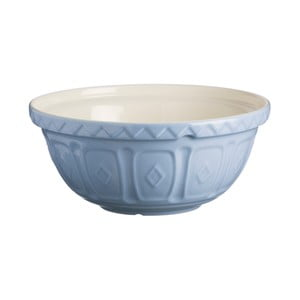 Bol din ceramică Mason Cash, 2 l, albastru