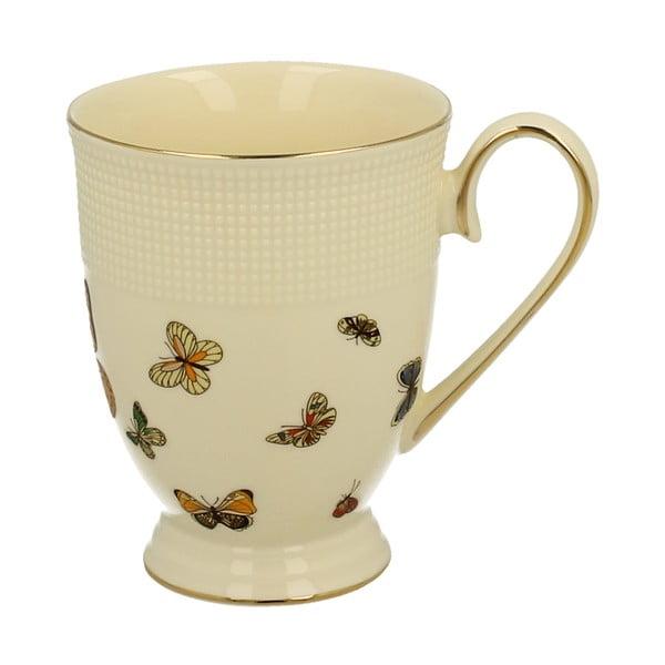 Hrnek Vanilla Butterflies, 330 ml