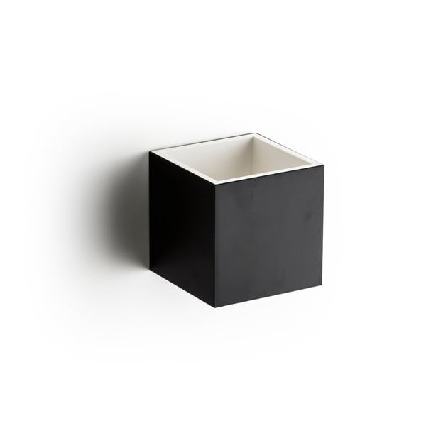 Nástěnný box QUALY Pixel Box, černý