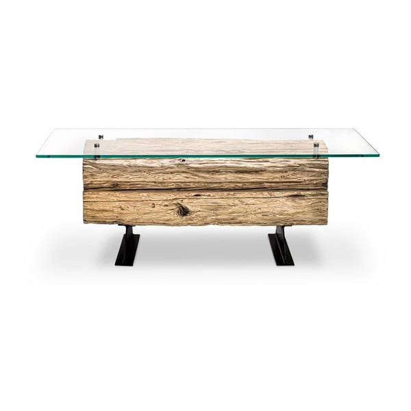 Konferenční stolek ze smrkového dřeva Windsor & Co Sofas Dione