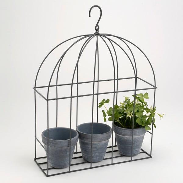 Klec s květináči Cage Plant