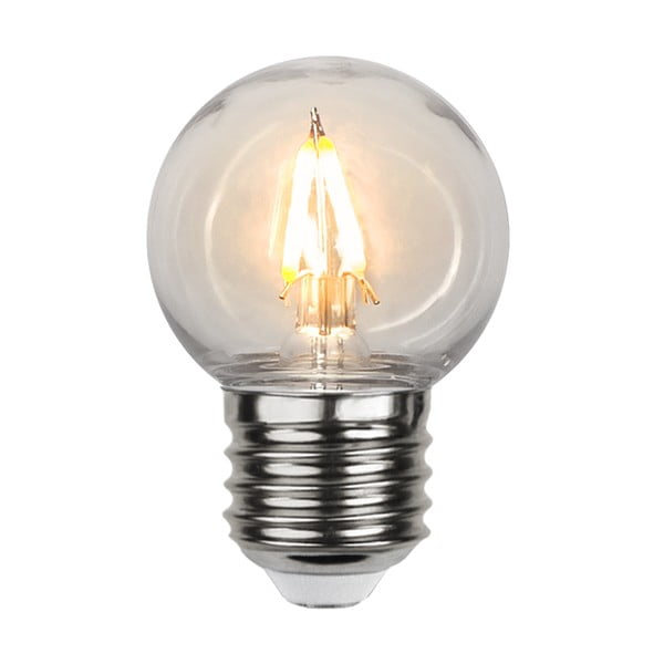 Filament E27 G45 kültéri LED izzó - Best Season