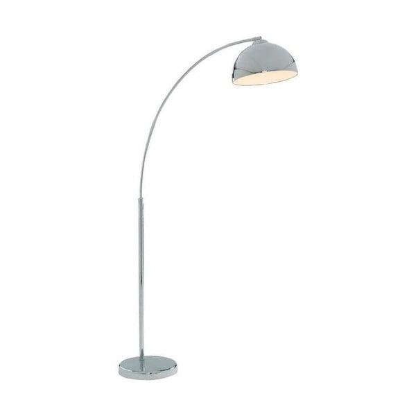 Stojací lampa Giraffe, chrom