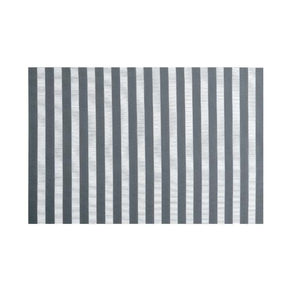 Šedé prostírání Tiseco Home Studio Ladder, 45 x 33 cm