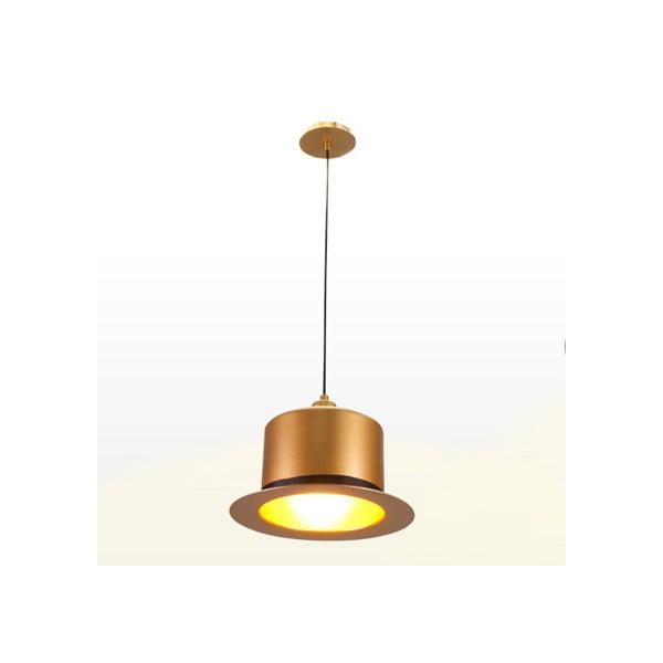 Stropní světlo Hat Gold/Gold