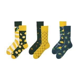 Set ponožek v dárkovém balení Many Mornings Fresh and Sour, vel. 43–46