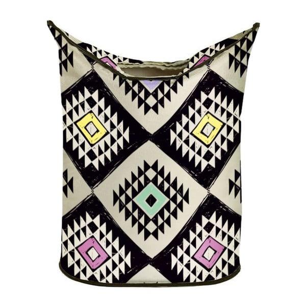 Koš na prádlo Aztec Diamond