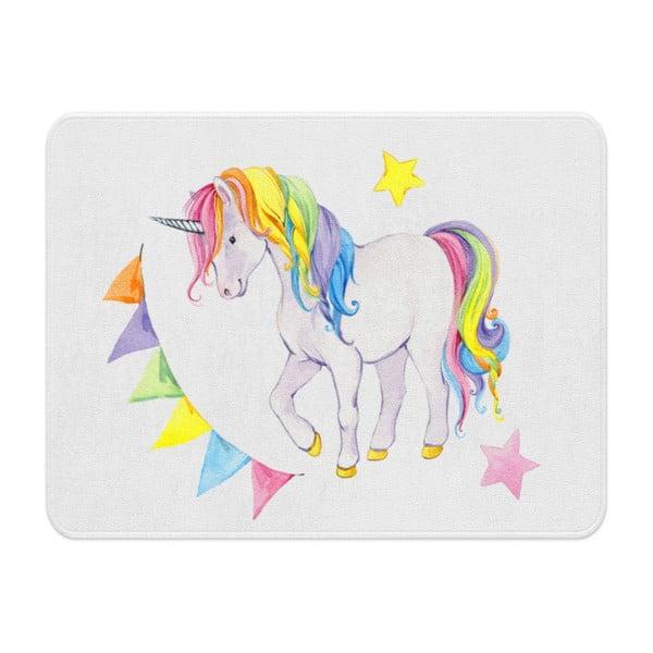 Detský koberec OYO Kids Colorful Unicorn, 100 x 140 cm
