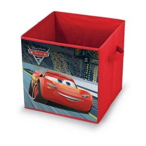 Cutie depozitare Domopak Living Cars, roșu