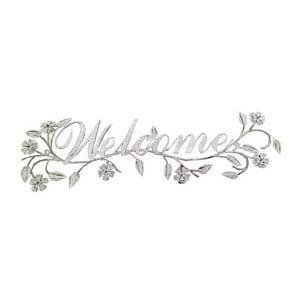Dekorativní nápis Antic Line Welcome