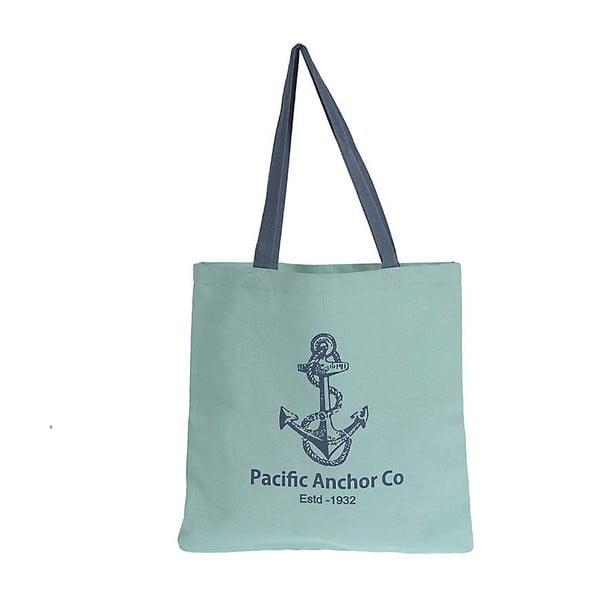 Plážová plátěná taška Anchor