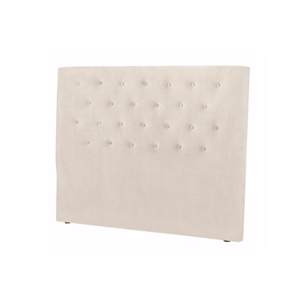 Produktové foto Krémové čelo postele Windsor & Co Sofas Astro, 140 x 120 cm