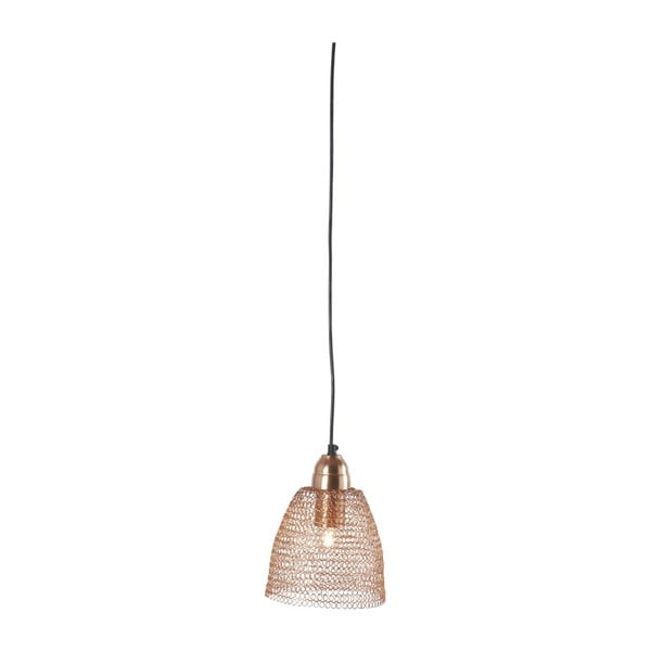 Světlo Athezza Copper Wire, 17x21 cm
