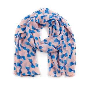 Šátek Maria Blue