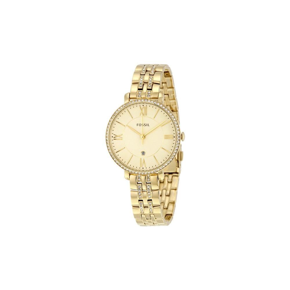 Dámské zlaté hodinky Fossil ES3547  4343dbe0ec