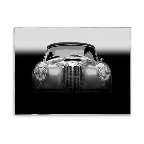 Obraz Styler Silver Cabriolet, 121x81 cm