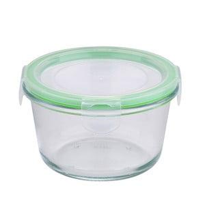 Skleněný uzavíratelný box na potraviny Bergner, 1,2 l