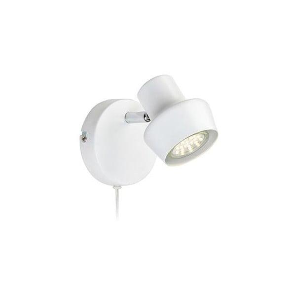 Bílé nástěnná lampa Markslöjd Urn