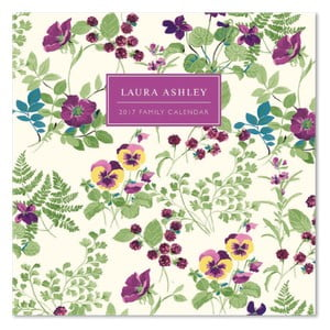 Calendar de familie Portico Designs Laura Ashley