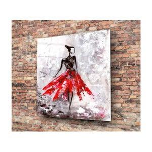Skleněný obraz Insigne Koen, 40x40cm