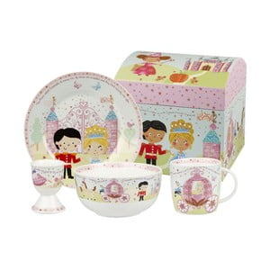 Dětský set nádobí Churchill China Cinderella, 4ks