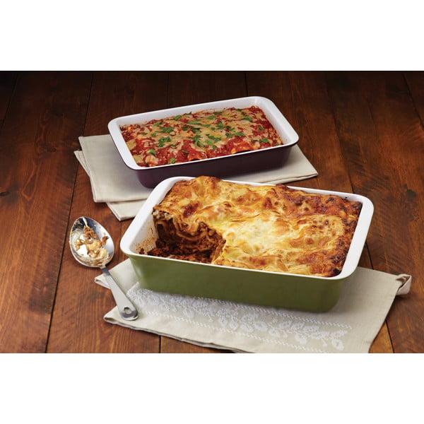 Zapékací miska na lasagne World of Flavours Italian, 30x20x5 cm