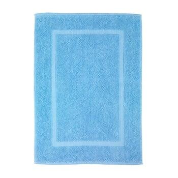 Covor baie din bumbac Wenko Serenity, 50x70cm, albastru de la Wenko