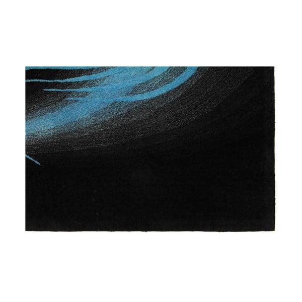 Ručně tkaný koberec San Marino, 170x240 cm, modrý