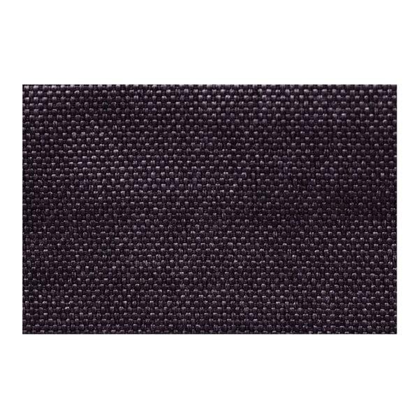 Švestkově fialová rohová rozkládací pohovka s úložným prostorem Interieur De Famille Paris Destin, pravý roh