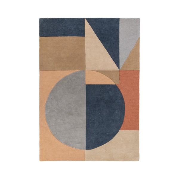 Vlněný koberec Flair Rugs Esrei, 160 x 230 cm