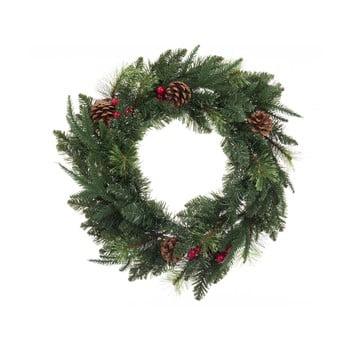 Coroniță de Crăciun cu conuri Unimasa, ø 60 cm imagine