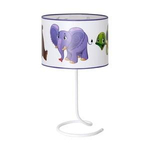 Dětská stolní lampa Glimte Animals With Turtle