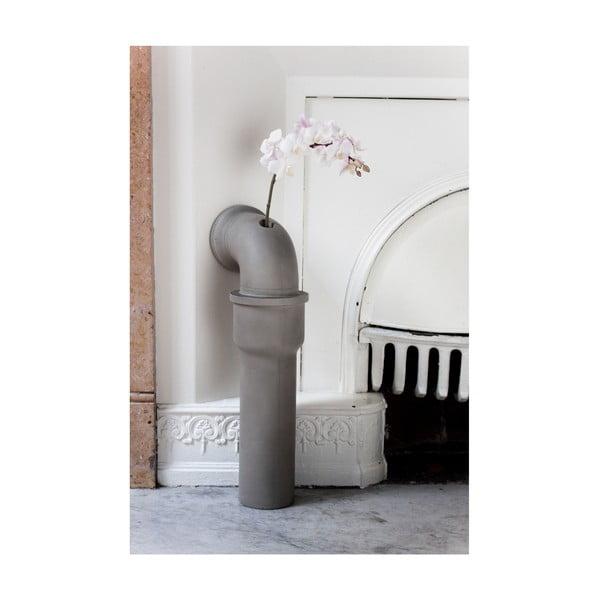 Betonová váza Lyon Béton Pipeline S