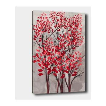 Tablou pe pânză Tablo Center Fall Red, 40 x 60 cm de la Tablo Center