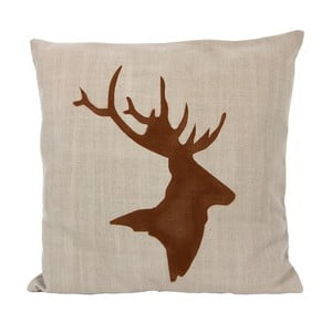 Polštář s jelenem 50x50 cm