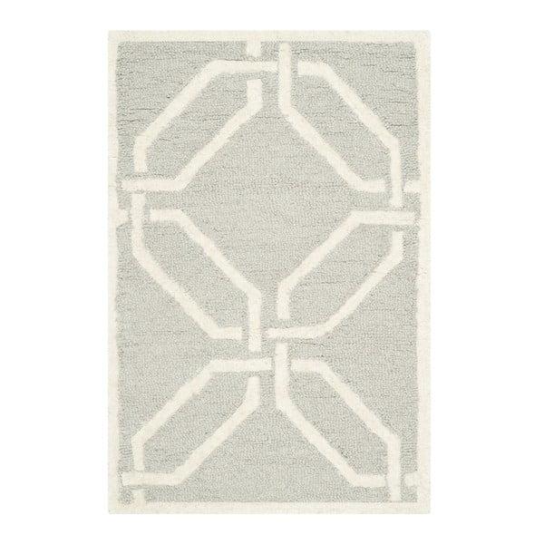 Vlněný koberec Safavieh Mollie, 91x152cm