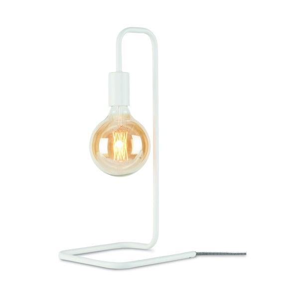 London fehér asztali lámpa - Citylights