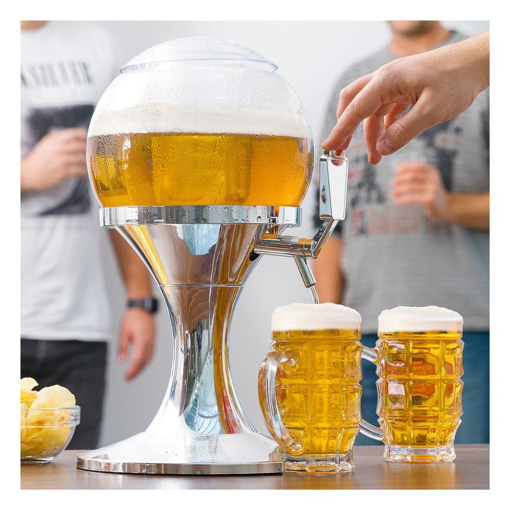 Dávkovač na alkohol s pípou InnovaGoods Cooling