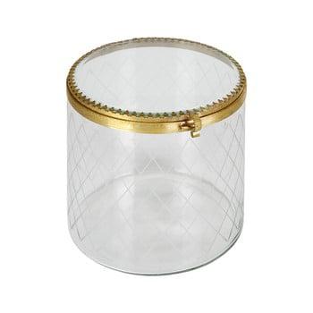 Casetă de bijuterii BePureHome Jewels, ⌀13 cm imagine