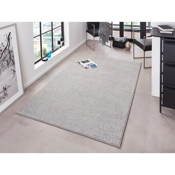Světle šedý koberec Hanse Home Pure, 160x240cm